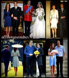 allthingswindsor:  Windsor Family Edits-The Cambridges