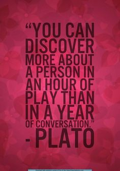 This is a great quote about play based learning because you can tell more a Quotable Quotes, Wisdom Quotes, True Quotes, Quotes To Live By, Motivational Quotes, Inspirational Quotes, Qoutes, Meaningful Quotes, Amazing Quotes