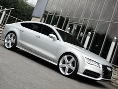 Audi A7 never really wanted a car before but...