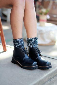 Sassy boots - black - YELLOW FACTORY