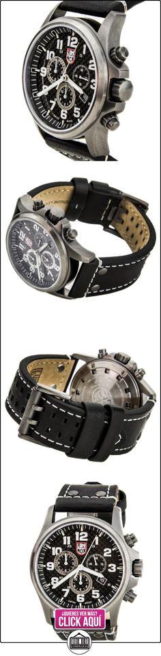 Luminox 1941 Mens Land Atacama Field Chronograph Black Dial Black IP Steel Alarm Watch  ✿ Relojes para hombre - (Lujo) ✿ ▬► Ver oferta: https://comprar.io/goto/B00CBX5YY6
