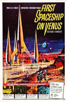 FIRST SPACESHIP ON VENUS aka THE SILENT STAR 1960
