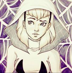 Spider-Gwen - Chrissie Zullo