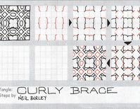 Curly Brace - tangle pattern by perfectly4med