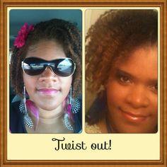 Twist Out!