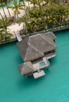 St. Regis Bora Bora - Premier Overwater One Bedroom Villa