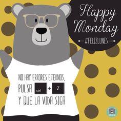 Feliz Lunes... Happy Monday....