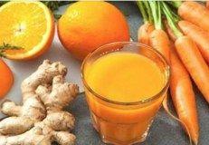 Artigo A fórmula antienvelhecimento perfeita para uma vida longa: suco de cenoura - é assim que você deve prepará-lo!