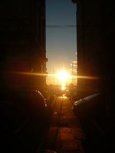 Always feel the sun