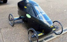 Found on Scottish Cartie Association FB. Electric Vehicle, Electric Cars, Reverse Trike, Luge, Pedal Cars, Tricycle, Solar, Motorcycle, Box