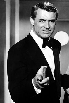 Cary Grant in 'An Affair to Remember', 1957.