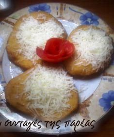 Tiganites (Greek traditional pancakes) from Samos #cooklikegreeks