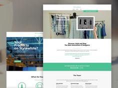 Stylewhile, web development