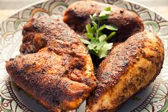Quick and easy food doesn't have to be tasteless or boring! If you need big flavor in a hurry, check out this delicious and versatile chicken.