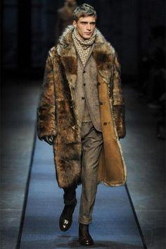 Canali Fall Winter 2013.14 Menswear Collection