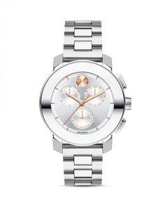 750.00$  Watch now - http://visin.justgood.pw/vig/item.php?t=x0ebbpv44185 - Movado BOLD BOLD Chronograph, 38mm