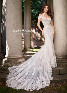 8464e592d7ce 119251 June - Strapless Martin Thornburg Wedding Dress