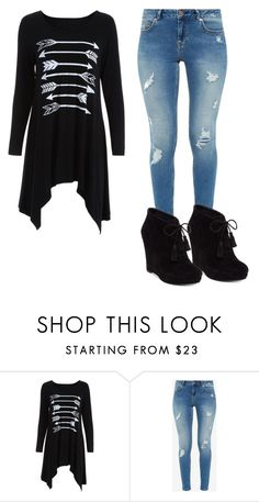 """""""Fall outfit"""" by shelby-mcd ❤ liked on Polyvore featuring Ted Baker and Jessica Simpson"""