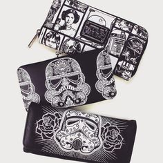 Loungefly x Star Wars wallets