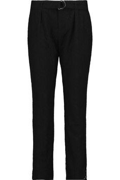 JOIE Gwenora  Lace Tapered Pants. #joie #cloth #pants