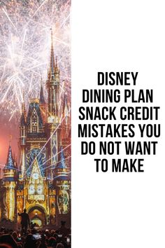 Don't be a Dining Plan Snack Credit Newbie! One of the easiest ways to get the best value out of your dining plan is to make the most of your snack credits. But it's so easy to make a rookie mistake if you've never used the plan before. So today we're looking at 8 different mistakes you could make, and how to avoid them! Rookie Mistake, Disney Snacks, Disney Dining Plan, Disney World Planning, Disney Tips, How To Get, How To Plan, Mistakes, Hacks