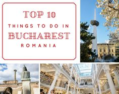 Romania's capital city has plenty to offer travellers. Today I share my top 10…