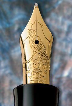 The Edgar Allan Poe Mont Blanc Fountain Pen Edgar Allan Poe, Graf Von Faber Castell, Crows Ravens, Dip Pen, Fountain Pen Ink, Penmanship, Pen And Paper, Writing Instruments, Letter Writing