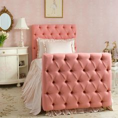 Inspired by Rachel Zoe: Hollywood Bed from PoshTots