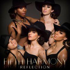 Caratula Frontal de Fifth Harmony - Reflection (Deluxe Edition)