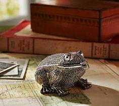 Frog Tape Measure   Pottery Barn