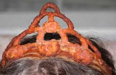 Bacon Tiara(some things should be left to the imagination)