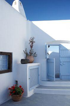 House in Pyrgos Village, Santorini