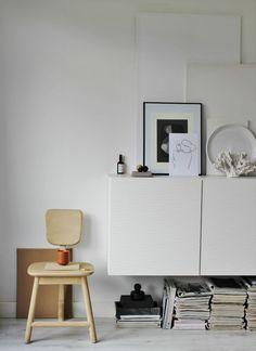 55 Scandinavian Interior Design Ideas, Update Your House into Style Scandinavian Interior Design, Modern Interior, Interior Architecture, Interior And Exterior, Scandinavian Style, Exterior Shutters, Estilo Interior, Interior Styling, Interior Decorating