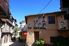 Sierra de Francia: La Alberca, Mogarraz y Miranda del Castañar. Día de San Antón y el cerdo: como se celebra en estos pueblos