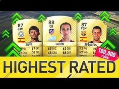 """www.fifa-planet.c... - HIGHEST RATED TEAM POSSIBLE FOR 100K COINS!! - FIFA 17 SQUAD BUILDER FIFA 17 Highest Rated Team Possible For 100,000 Coins (100k Squad Builder) – FIFA 17 Ultimate Team Squad Builder What Other FIFA 17 Squad Builders Challenges Would You Like To See? ★ Buy cheap & Instant FIFA coins at UFIFA! For 8% off use the discount code """"EGHD""""... Ch"""
