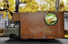 Guactruck | Mobile Eatery Design - Guactruck