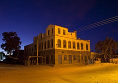 Old turkish house in Berbera - Somaliland | by Eric Lafforgue