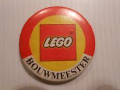 LEGO ÉPÍTŐMESTER kitüntető jelvény 1.200-Ft +500-posta