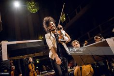 Nemanja Radulovic | Violinist Nemanja Radulovic performs live on stage during…
