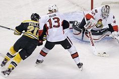 NHL Betting: Senators Welcome Bruins as Home Underdogs: Check www.betowi.com for more articles.