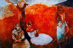 Minas Avetisyan, Armenian Pastoral on ArtStack #minas-avetisyan #art