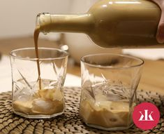 recept na domáci Baileys Baileys, Nutella, Smoothies, Pudding, Desserts, Recipes, Food, Alcohol, Smoothie