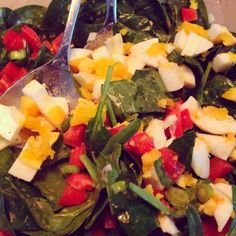 Life is what you're cooking : Simpele salade voor iedere dag