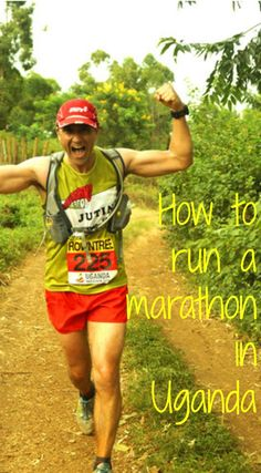 In June 2017, run a marathon in Uganda, meet people from all over the world, visit amazing community based projects, experience all Uganda has to offer!