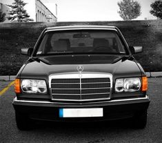 - Mercedes-Benz S-Class - The Best or Nothing. The Modern Styled. Mercedes Benz W126, Mercedes 280, Mercedes S Class, Classic Mercedes, Motor V12, Auto Motor, Mercedez Benz, Benz S Class, Nissan Skyline