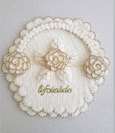 Ribbon Embroidery Tutorial, Crochet Baby Booties, Crochet Edgings, Crochet Batwing Tops, Towels, Pot Holders, Heart