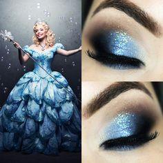 Tutorial – maquiagem inspirada na Glinda de Wicked