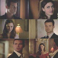 #TheOriginals #3x04 - Elijah and Hayley