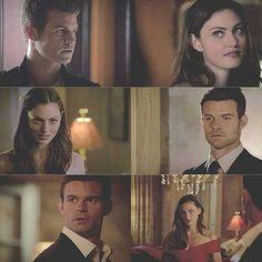 Elijah and Hayley Hayley The Originals, Elijah The Originals, Hayley And Elijah, Vampire Diaries The Originals, Original Vampire, Night King, Daniel Gillies, Mystic Falls, Delena