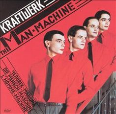 "Kraftwerk: The Man-Machine. Pp. 29...""On the one hand, there is the topographical and military notion ofthe force that marches in the lead, that has a clear understanding of the movement, embodies its forces, determines the direction of historical evolution, and chooses subjective political orientations."""